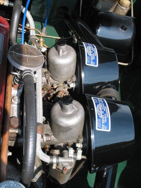 Air Filter Car >> Mark DiVecchio's 1966 MGB