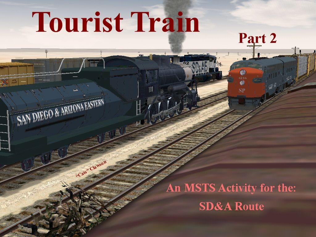 San Diego & Arizona Railway