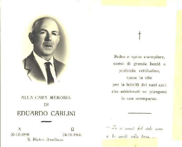 ... Funeral Card Image).  Burial Ceremony Program