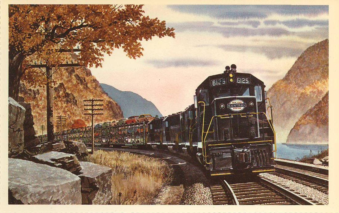 P Amp Le Postcards By Howard Fogg