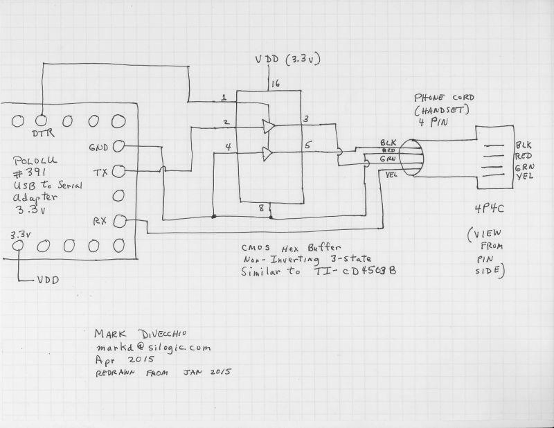 rtc remote train control mark divecchio schematic